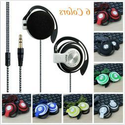 Sport Q170 Bass Over-ear Earphones Earbuds Running Stereo He