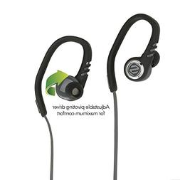 Scosche Sportclip 3 Sport Earbuds With Tapit Remote And Mic