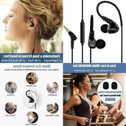 Sports Headphones Wired Over Ear In Ear Earbuds For Kids Wom