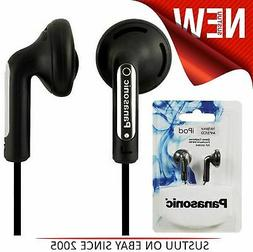 Panasonic Stereo Earphones for iPhone, Smart Phone, MP3 Play