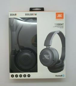 JBL T450bt Wireless Bluetooth On-ear Foldable Lightweight He