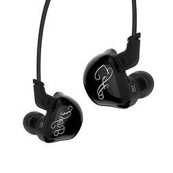 Triple Driver In-Ear Headphones, KZ ZSR High Fidelity Dynami