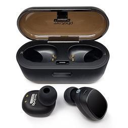 Photive TWS-01 True Wireless Earbuds Stereo Bluetooth Headph
