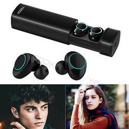XGODY TWS Bluetooth in Ear Earbuds Touch Control Headset Hea