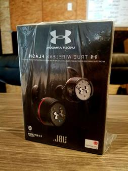 JBL Under Armour Flash True Wireless Bluetooth Earbuds Water