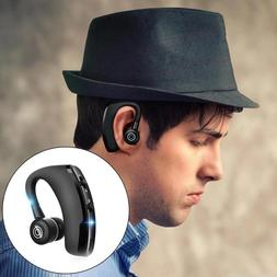 V9 Bluetooth Earphone Headset Bluetooth 4.1 Wireless <font><