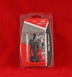 Verizon Jabra Earbud Headset model vzwbud-1 with in-line mic