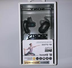 wf sp700n extra bass noise cancelling true