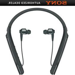 Sony WI1000X/B Noise Canceling Wireless Behind-Neck In Ear H