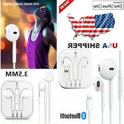 Wired Headset Headphones Earbuds For Apple iPhone  X XS MAX
