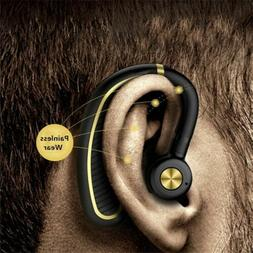 Wireless Bluetooth 5.0 Earbuds Hifi Stereo Headphones Earpho