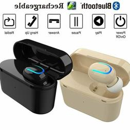 Wireless Bluetooth 5.0 Earphone Single Earbud For Apple iPho