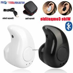 Wireless Bluetooth Earbuds Earphone For Samsung iOS Android