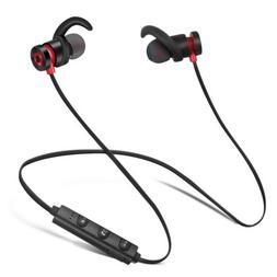 Wireless Bluetooth Earphone Earbuds Magnetic Headphones Spor