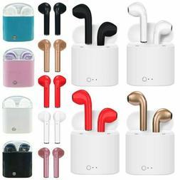 Wireless Bluetooth Earphones Earbuds Headphone for Apple iPh