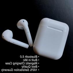 Wireless Bluetooth Earbuds Earphones Headphones for Apple iP