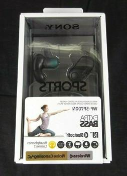 Sony Wireless Bluetooth In Ear Headphones: Noise Cancelling
