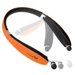 Wireless Bluetooth V4.1 Foldable&Retractable Headphones Ster