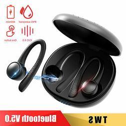 wireless earbuds bluetooth headphones 5 0 true
