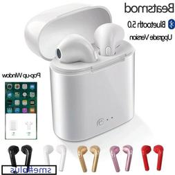 Wireless Earphones I7 I7S tws V5.0 With Button Control Multi