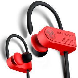 TREBLAB XR700 Wireless Running Earbuds Bluetooth Headphones
