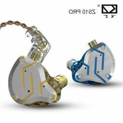 KZ ZS10 PRO 10 Hybrid technology Units In Ear Earphones HIFI