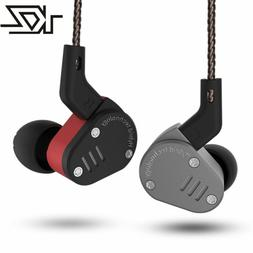 KZ ZSA Balanced Armature With Dynamic In-ear Noise Cancellin