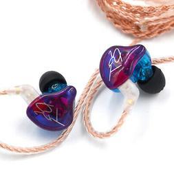 KZ ZST Pro HiFi Bass In ear Headphone Sport Stereo Music Ear