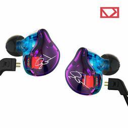 KZ ZST Pro HiFi Bass Music Sport In Ear Stereo Earphones Ear
